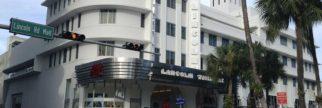 Miami Art Deco - Lincoln Theater